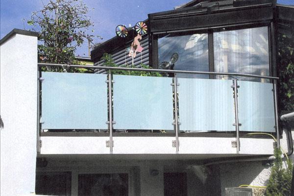 Schne Balkone Mit Bilder: Longlife balkongel?nder koblenz mit ...